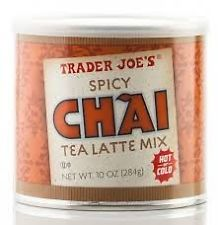Trader Joe's Spicy Chai Latte Mix
