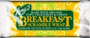 Amy's breakfast scramble
